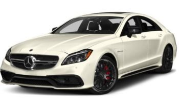 Mercedes AMG CLS63 2018 Feature Image
