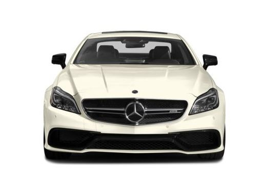 Mercedes AMG CLS63 2018 Front Image