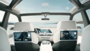 Most Luxurious Interior by BMW in X7