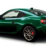 Special Edition Green Toyota 86 to Honor British Racing Era – 2019 News