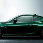 Toyota 86 Green to honor British Racing ERA