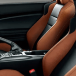 Toyota 86 Special edition for Japan interior