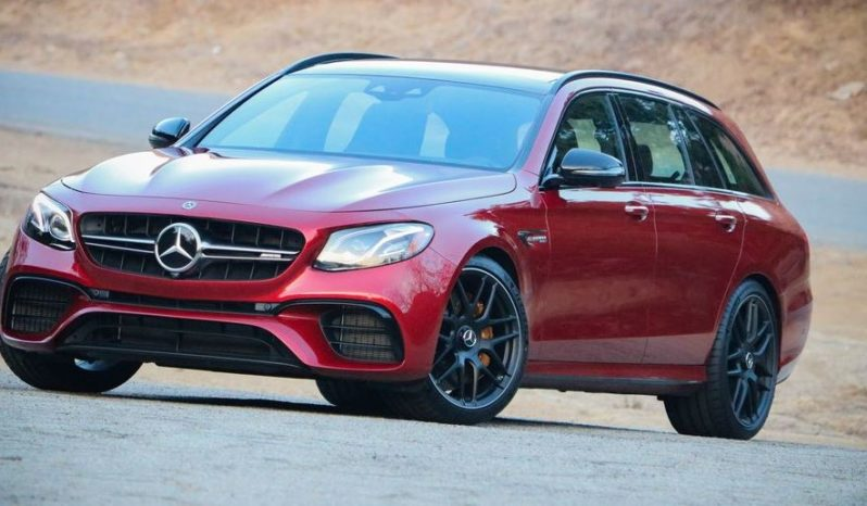 mercedes amg e63 s Wagon 2018 feature image