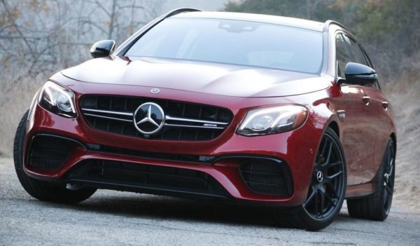mercedes amg e63 s Wagon 2018 front image