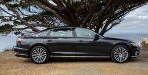 2019 Audi A8 full View