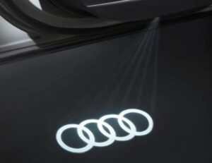 Audi A6 Lifestyle Ring lights