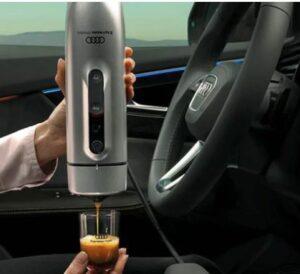 Audi A6 lifestyle Coffee