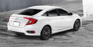 Honda Civic 2019 Back Image