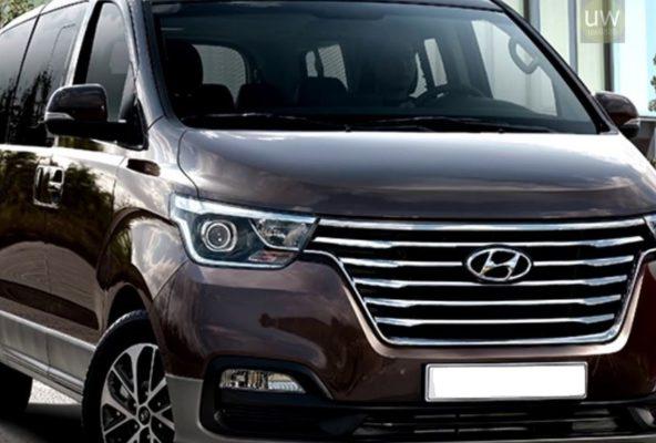 Hyundai Grand Starex 2019 Front Image