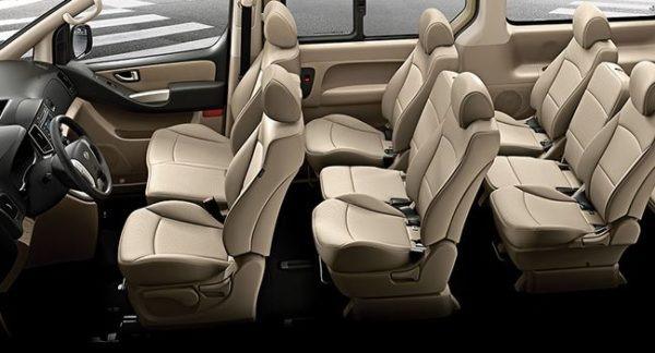 Hyundai Grand Starex 2019 Interior Image