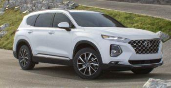 Hyundai Santa Fe 2019 Feature Image