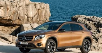 Mercedes Benz GLA 250 2020