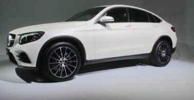 Mercedes Benz GLC Coupe has been Revealed for 2020