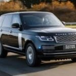 New Range Rover Sentinel Armoured with Better Security