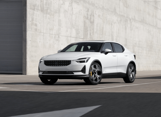 POLESTAR 2 (2020) A BEAUTIFUL LOOKING ELECTRIC DRIVE