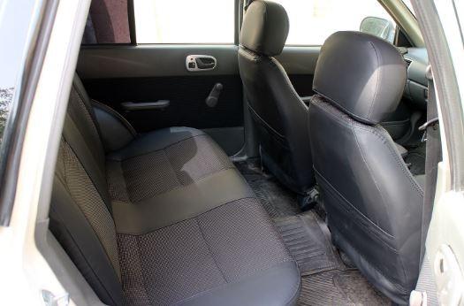 Suzuki Cultus 2016 Rear Seats