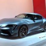 Finally Toyota Supra Arrived at 89th Geneva Auto show – 2019 News