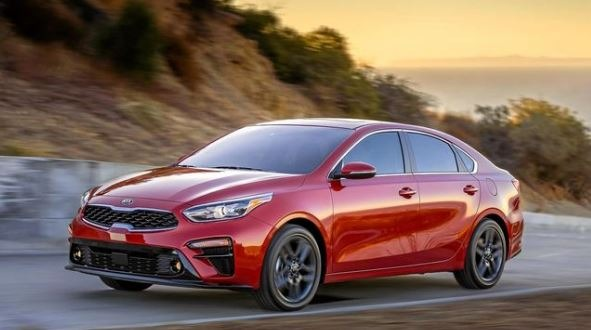 2019 KIA Cerato Upcoming Vehicle in Pakistan