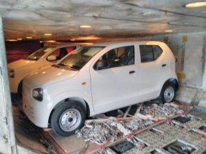 Suzuki Alto Shipped to Pakistan