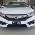 Honda Civic 2019 Front view
