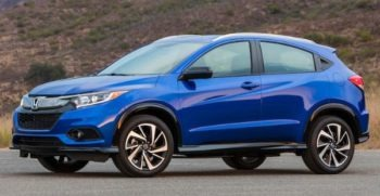 Honda HRV 2019 feature