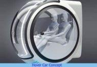 Hover Car Concept by Volkswagen