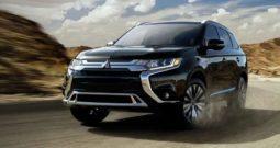 Info Mitsubishi Outlander 2019