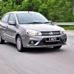 Proton Saga Sedan 2019