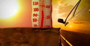 How to maintain vehicle in summer