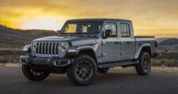 Info Jeep Gladiator Rubicon