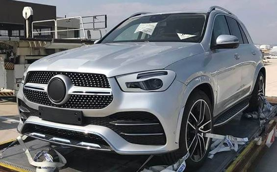 New Mercedes Benz GLE SUV will have Heated Seat Belts