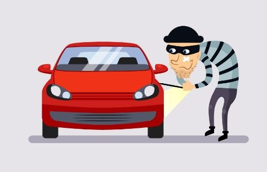 Benefits of Vehicle Tracking Service, theft prevention
