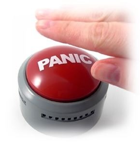 vehicle panic alarm button