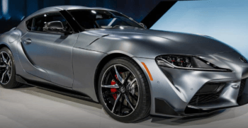 2020 Toyota Supra MK5 is finally here