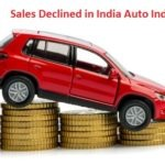Sales decline witnessed by many companies of Indian automobile industry | Decline in Indian Auto Industry Sales