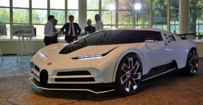 Bugatti Centodieci 9 Million Dollar Hyper Car Feature Image