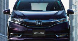 Info Honda Shuttle Hybrid 2019