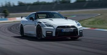 Nissan GTR 2020 feature image