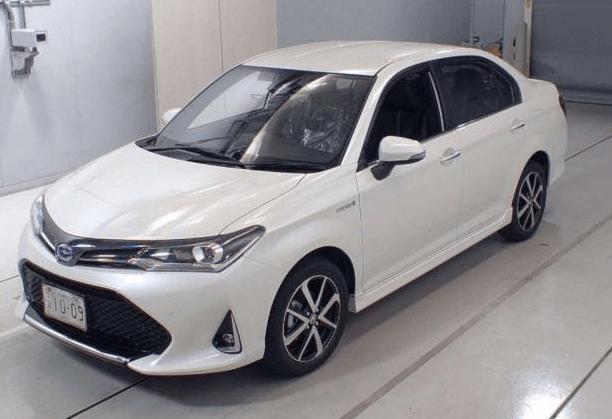 Toyota Corolla Axio 2019 feature Image