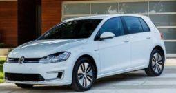 Info Volkswagen e-Golf 1.8T SEL DSG 2019