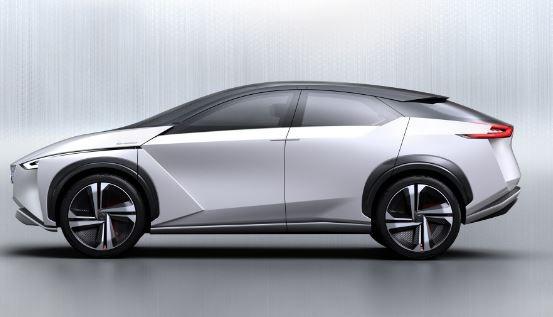Nissan EV Crossover 2021 will have Quick Acceleration, Long Range & Impressive Design 1