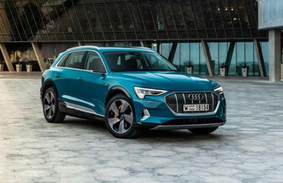 Audi E-Tron 2020 feature image