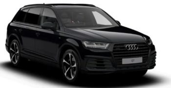 Audi Q7 Black edition 2019 feature Image
