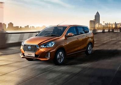 Datsun Go plus 2019