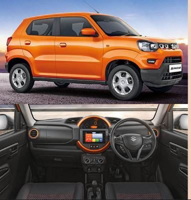 Maruti Suzuki S Presso 2019 interior & exterior Photo