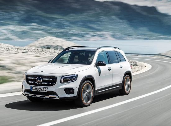 Mercedes Benz GLB 2020 feature image