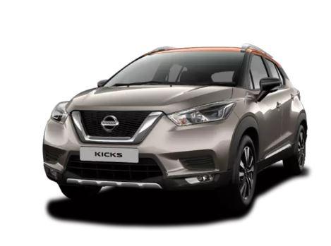 Nissan Kicks 2020 Front View