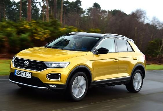 Volkswagen T-Roc feature image