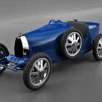 Bugatti Celebrates 110th Anniversary with Baby 2   Overview & Price of Bugatti Baby II