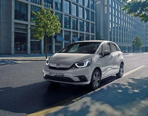 2020 Honda Jazz Hybrid feature Image